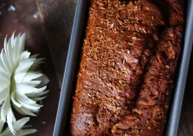 Banana Bread no sugar