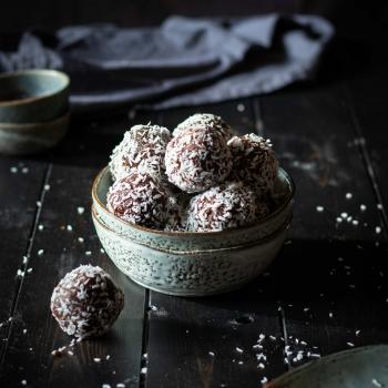 Raw energy balls (5 ingredients)